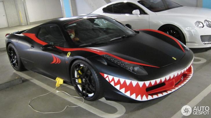 Ferrari 458 Italia Is Ready To Shred Its Competitors