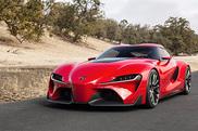 ВАЖНО: Toyota FT-1 Concept показан на NAIAS (Video)