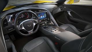 Superbruut! Chevrolet Corvette C7 Z06 gelekt!