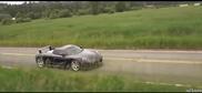 Film : vous n'aviez jamais vu la Porsche Carrera GT comme ça avant !
