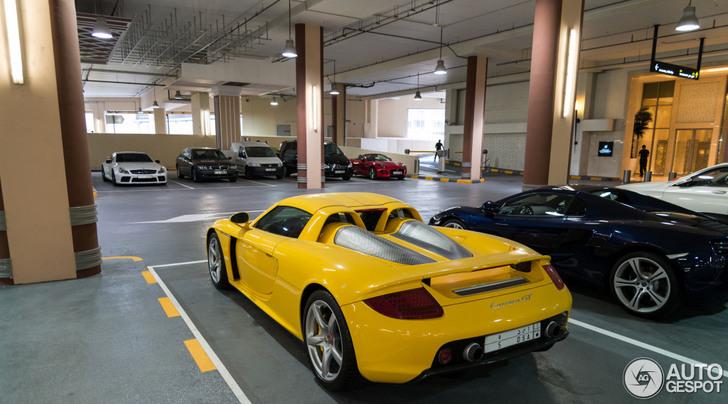 Met welke auto in deze garage ga jij het liefst op stap?