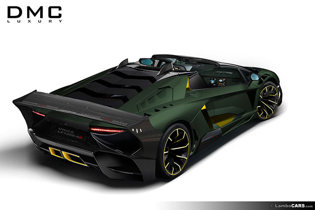 Dmc Aventador Lp1200 4r Concept Is The Hypercar Of The Future