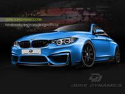 Arriverà una BMW M4 dotata di un ampio bodykit!