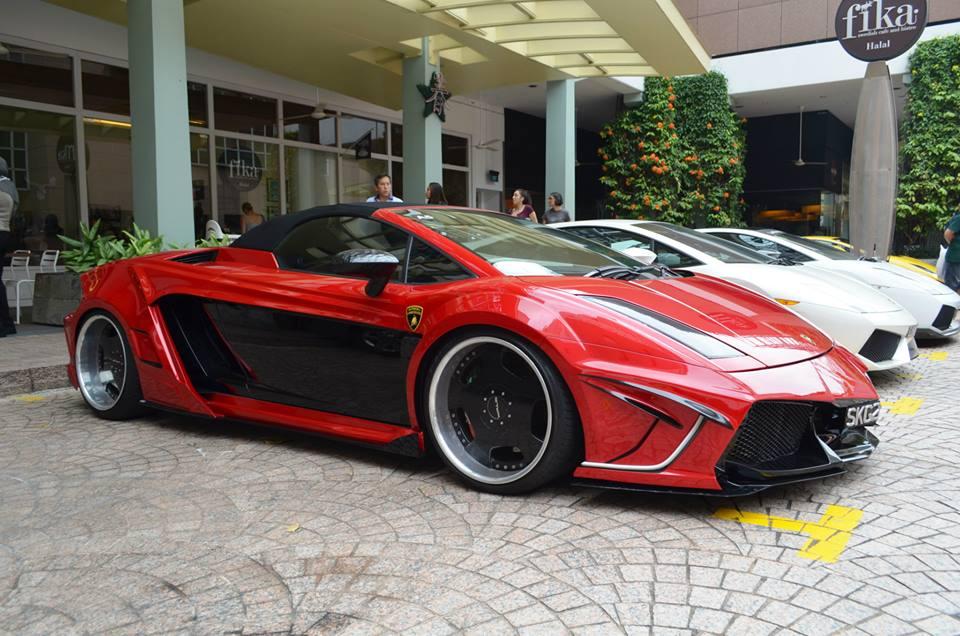 Great Lamborghini Gallardo Wil Aventador Zijn ... Good Ideas