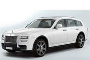 ArmorTech pensa ad un Suv Rolls-Royce