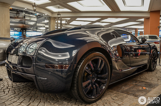 Pagani Huayra For Sale >> Mansory Empire Edition is a car for the true Bugatti elite
