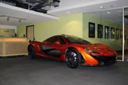 Replika McLarena P1!