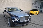La nuova Bentley Mulsanne Birkin è già in concessionaria!
