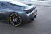 Revelado: Ferrari 458 Speciale Novitec Rosso