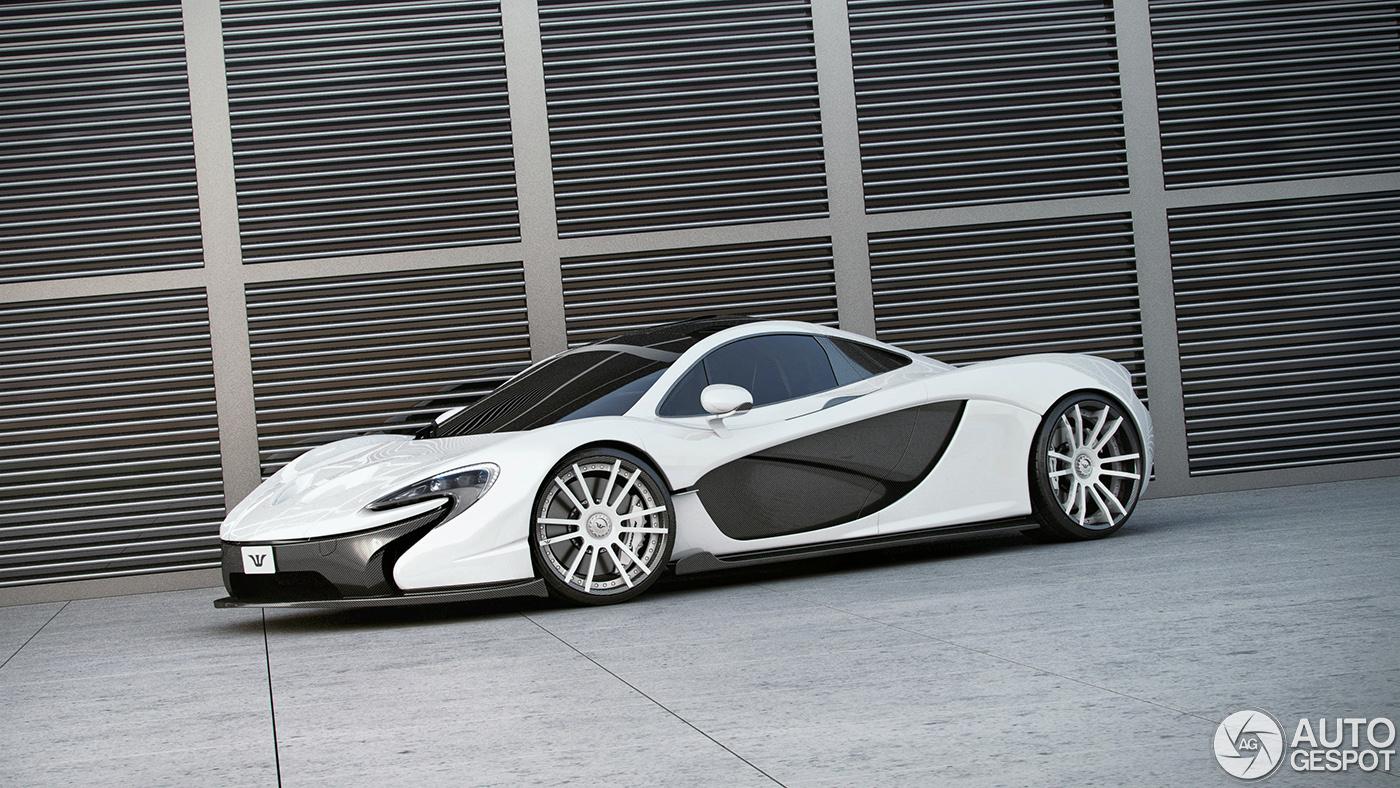 McLaren P1 by Wheelsan...