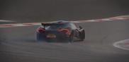 FILM: bucurati-va de McLaren P1!