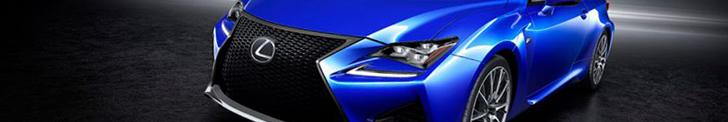 Japanska snaga: Lexus RC F Coupe!