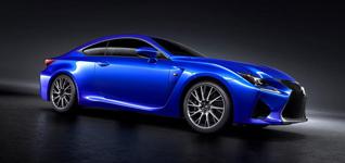 Japanse kracht in al haar naaktheid: Lexus RC F Coupe!