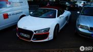 Regula Tuning rend cette Audi R8 V10 Spyder plus aggressive !