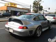 RUF CTR-2 is the second topspot from Santiago