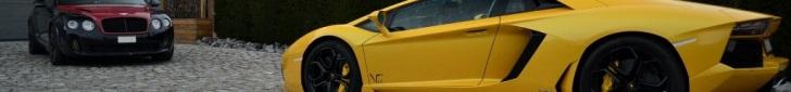 Sesja zdjęciowa: Lamborghini Aventador LP700-4