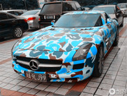 Zašto biste vaš SLS AMG napravili da izgleda ovako?