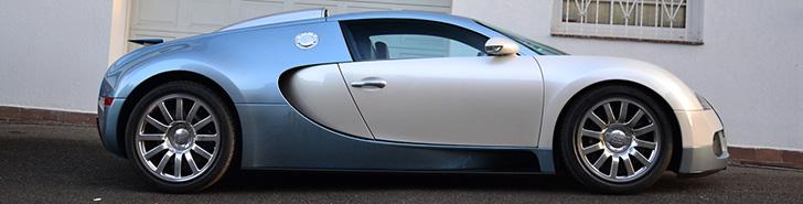 Fenomenalno iskustvo: dan sa Bugatti Veyronom 16.4
