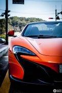 Superbe McLaren 650S Spider spottée dans la Corée du Sud