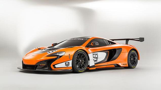Primeur! Gelimiteerde McLaren 675 LT staat in Genève!