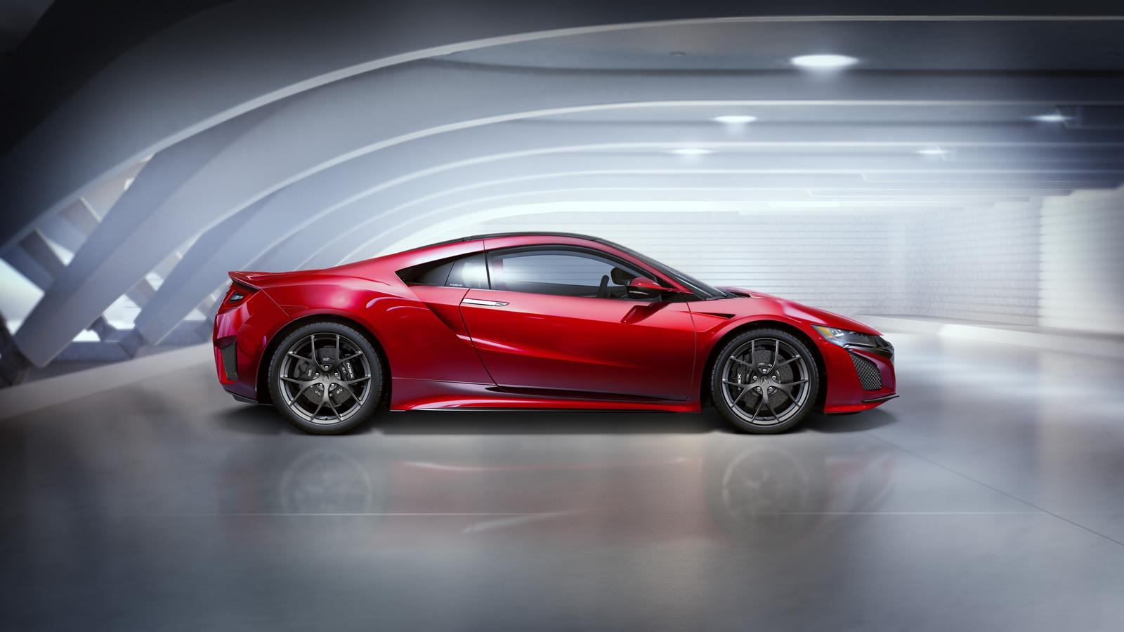 Long Awaited The Honda Nsx