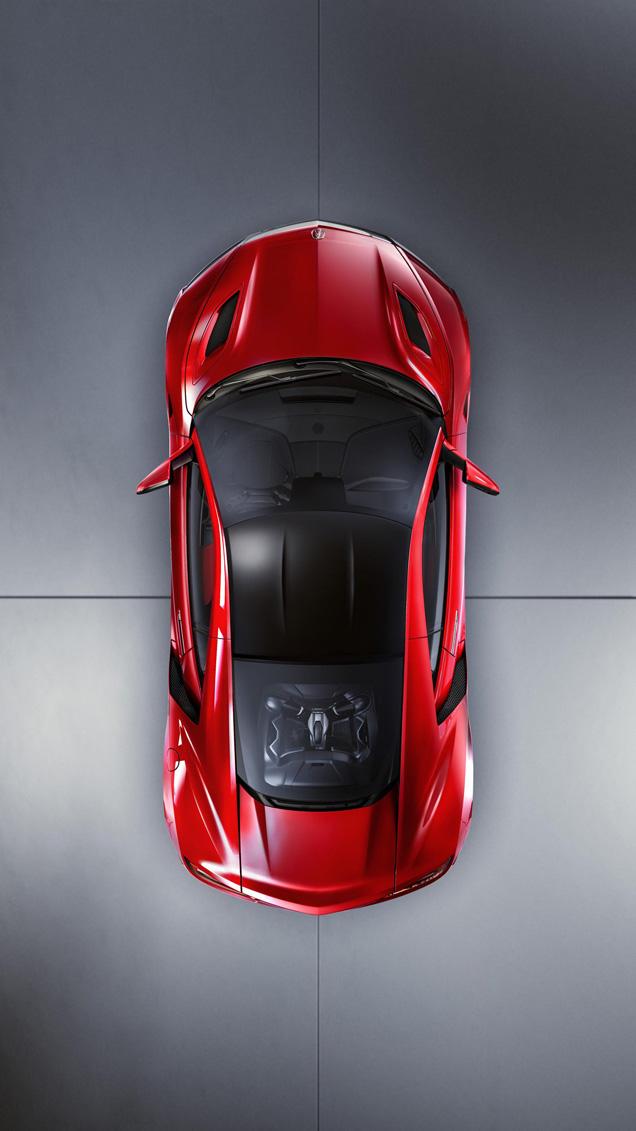 Lang verwacht, de Honda NSX