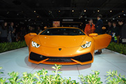 Dream Cars Expo 2015 en Bruselas