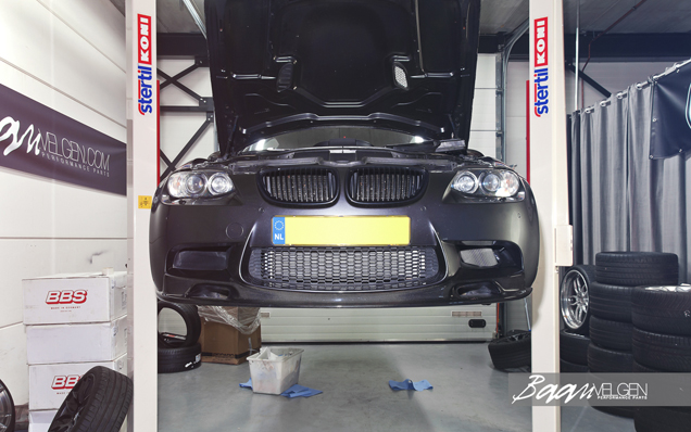 Waanzinnig project, ESS Supercharger op BMW M3 E92 Coupé