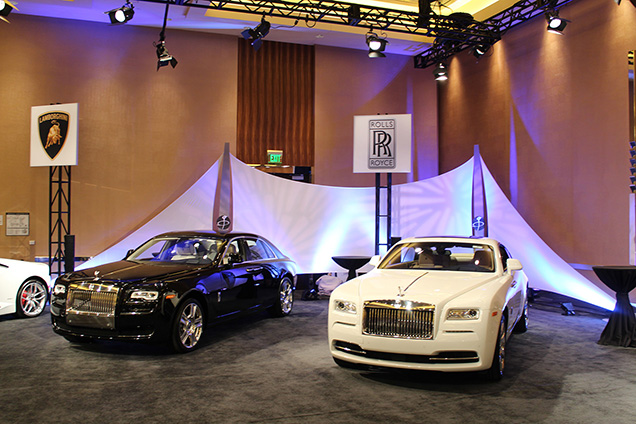 The Gallery: the official NAIAS 2015 kick-off