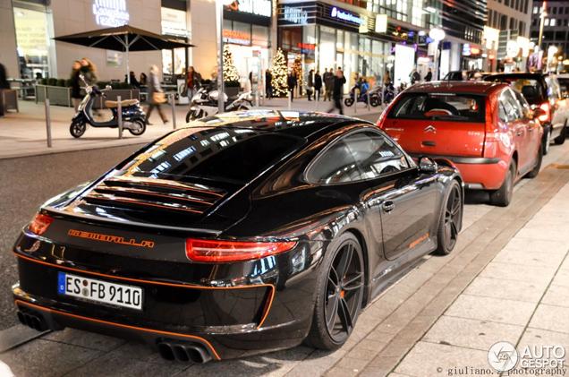 Porsche Gemballa 991 GT legt de nadruk op de details