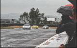 Open trackday at the Kyalami circuit