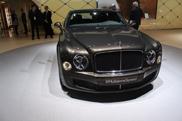 NAIAS 2015: Bentley Mulsanne Speed