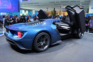 Detroit 2015: Ford GT