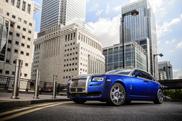 Rolls-Royce célèbre ses ventes records