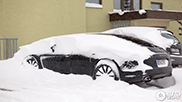 Nemci u snegu