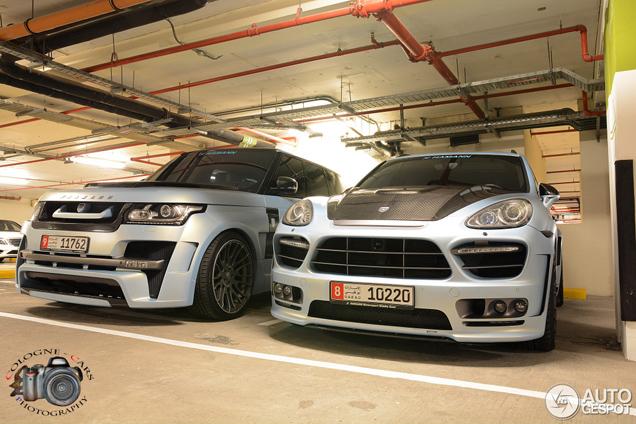 Welke van deze twee dikke SUV's kies jij?