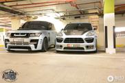 Lequel de ces deux gros SUV choisissez-vous ?