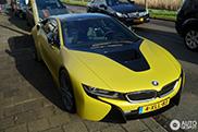 Avistamiento del día: BMW i8