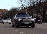 La Rolls-Royce Dawn surprise sans camouflages