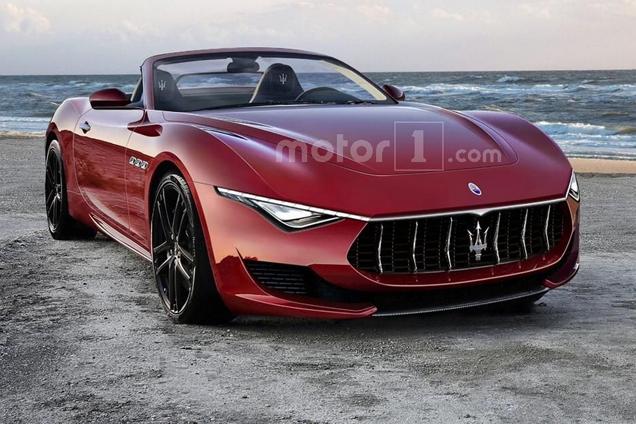 Goedgekeurd: Maserati Alfieri Cabrio