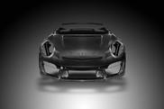 Topcar makes complete carbon fiber body for Porsche 991 Turbo
