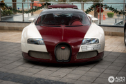 La Bugatti Veyron est une excellente compagne de voyage