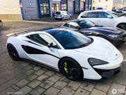 Spot van de dag: McLaren 570S van Joseph Klibansky