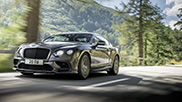 Meet the Bentley Continental Supersports, its fastest EVER!