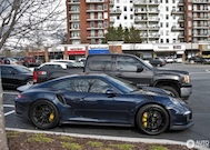 Spot of the day: Porsche 991 GT3RS in a stunning configuration