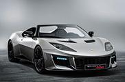 News: Lotus Evora 400 Roadster