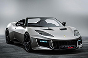 News: Lotus Evora 400 Roadster