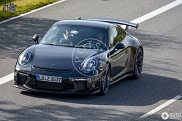 The new 991 GT3 will receive a 4.0 liter engine