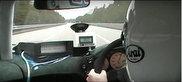 Watch the McLaren F1 reach a topspeed of 240.1 mph