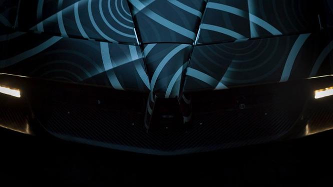 Pagani start met teases Huayra Roadster